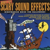 "Ocean Sounds (Sounds FX from ""the Phantom Ghost Ship"") - Scary Sound Effects"