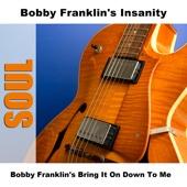 Bobby Franklin's Insanity - Paradise - Original Grafik
