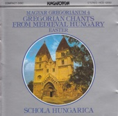 Gregorian Chants From Medieval Hungary: Easter