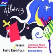 Albéniz: Iberia and Suite espanola