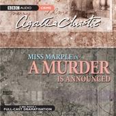 Agatha Christie - A Murder is Announced (Dramatised)  artwork