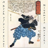 A Book of Five Rings: The Strategy of Musashi (Unabridged) - Miyamoto Musashi Cover Art
