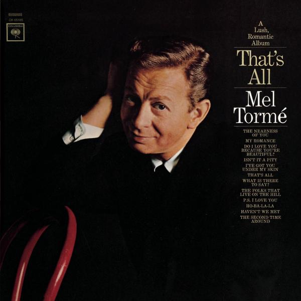 That's All | Mel Tormé