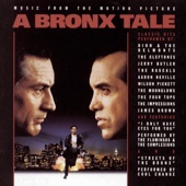 A Bronx Tale (Music from the Motion Picture) - Various Artists Cover Art
