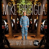 Cover to Mike Birbiglia's Sleepwalk With Me - Live