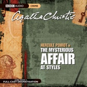 Agatha Christie - The Mysterious Affair at Styles (Dramatised)  artwork
