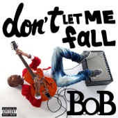 Don't Let Me Fall - Deluxe Single cover art