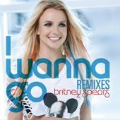 I Wanna Go (Remixes) cover art