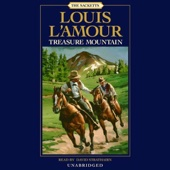 Treasure Mountain: The Sacketts, Book 15 (Unabridged) - Louis L'Amour Cover Art