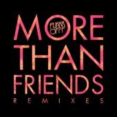 More Than Friends Remixes cover art