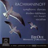 Rachmaninov: Symphonic Dances, Études-tableux, Vocalise