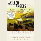 The Killer Angels: A Novel of the Civil War (Unabridged) - Michael Shaara Cover Art
