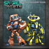 Spare Parts (Original Videogame Score) cover art