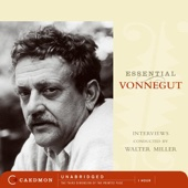 Kurt Vonnegut - Essential Vonnegut Interviews (Unabridged) [Unabridged]  artwork