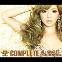 浜崎あゆみ - A COMPLETE ~ALL SINGLES~ artwork