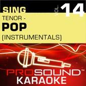 Sing Tenor Pop, Vol. 14 (Karaoke Performance Tracks)