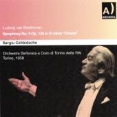 Ludwig Van Beethoven : Symphony No. 9, In D Minor, Op. 125 - Choral Par Celibidache (Torino 1958) - Orchestra sinfonica e Coro di Torino della RAI, Sergiu Celibidache, Bruna Rizzoli, Marga Hoeffegen, Petre Monteanu & Aureliano Neagu