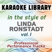 Somewhere Out There (Karaoke Version No Backing Vocal) [In the Style of Linda Ronstadt]