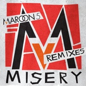 Misery (Remixes) cover art
