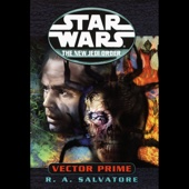 R.A. Salvatore - Star Wars: The New Jedi Order: Vector Prime  artwork
