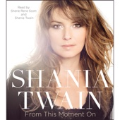 Shania Twain - From This Moment On  artwork