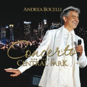 Ave Maria - Andrea Bocelli, Alan Gilbert & New York Philharmonic