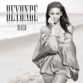 Beyoncé - Halo artwork