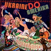 Russendisko Ukraine Do Amerika (Compiled by Kaminer and Gurzhy)