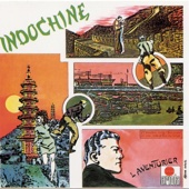 Indochine - L'aventurier artwork