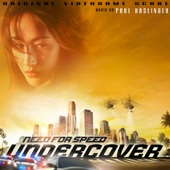 Need for Speed: Undercover (Original Videogame Score) cover art