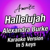 Hallelujah (F) (Originally performed by Alexandra Burke)