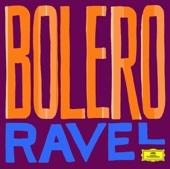 Ravel: Bolero - Boston Symphony Orchestra & Seiji Ozawa Cover Art