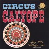 Circus Calliope - Classic Carnival Circus Calliope Music Cover Art