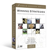 Winning Strategies of High Achievers - Inspiration from Top Achievers, Coaches and Professional Athletes