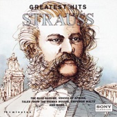 Various Artists - Johann Strauss: Greatest Hits artwork