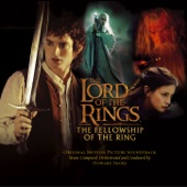 The Lord of the Rings: The Fellowship of the Ring (Original Motion Picture Soundtrack) - Howard Shore Cover Art