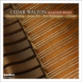 Cedar Walton - Seasoned Wood artwork