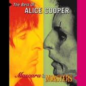 Mascara & Monsters: The Best of Alice Cooper cover art