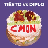 C'mon (Toadally Krossed Out Remix) [Tiësto vs. Diplo] - Single cover art
