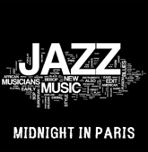 Midnight in Paris - Jazz Music, Jazz Guitar Latin Songs and Brazilian Music