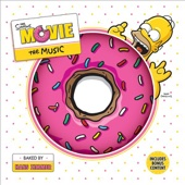 The Simpsons Movie: The Music cover art