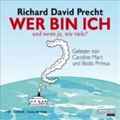 Wer bin ich und wenn ja wieviele - Richard David Precht