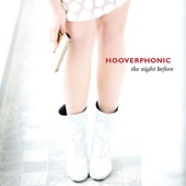 Hooverphonic - The Night Before artwork