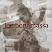 Joe Bonamassa - Blues Deluxe  artwork