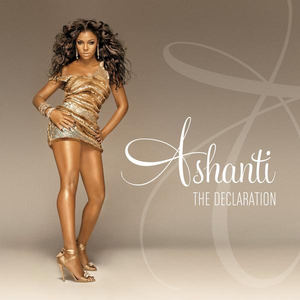 The Declaration Ashanti CD cover