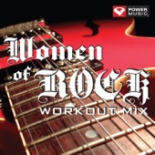 Women of Rock Workout Mix - 60 Minute Non-Stop Workout Mix (140-155 BPM)