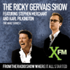 The XFM Vault: The Best of The Ricky Gervais Show with Stephen Merchant and Karl Pilkington, Volume 1 (Unabridged) - Ricky Gervais, Stephen Merchant & Karl Pilkington