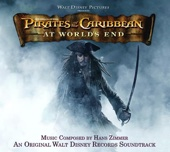 Pirates of the Caribbean: At World's End cover art