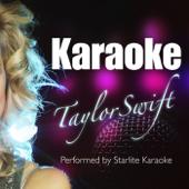 Karaoke In the Style of Taylor Swift (Karaoke & Vocal Versions)