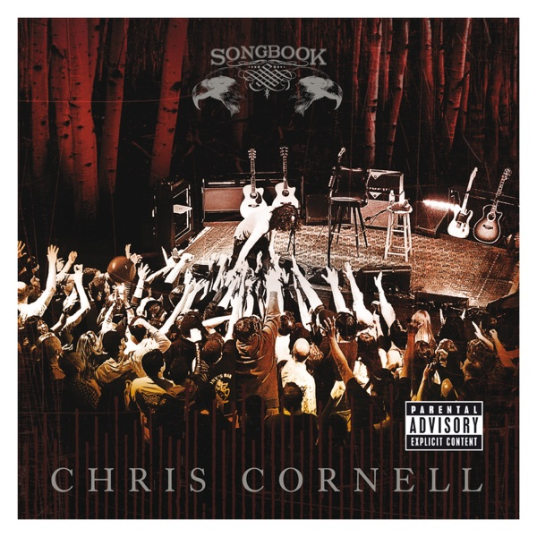 Songbook Chris Cornell CD cover